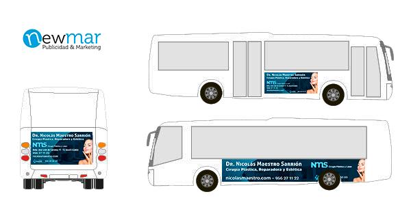 autobus publicidad